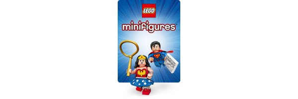 LEGO Collectable Minifigures