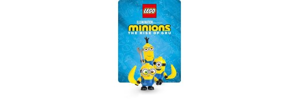 LEGO Minions: The Rise of Gru