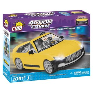 COBI 1804 Sports Car Convertible - GTS