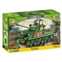 COBI 2533 M4A3E8 Sherman Easy Eight