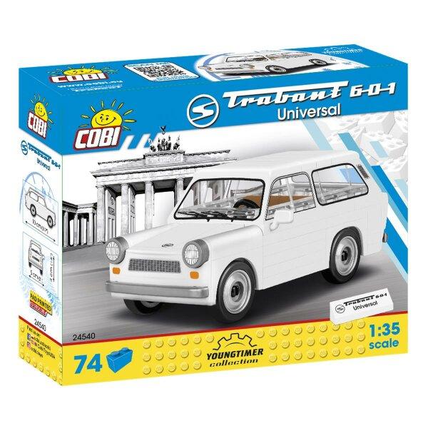 COBI 24540 Trabant 601 Universal