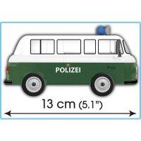 COBI 24596 Barkas B1000 Polizei