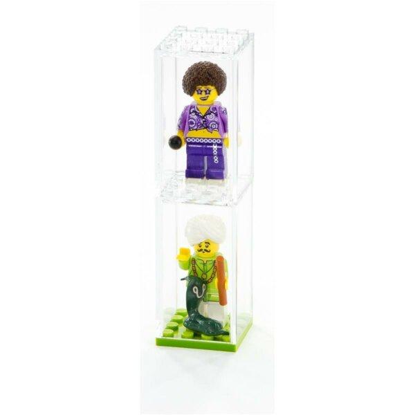 Display Vitrine 4x4 für Deine Minifiguren