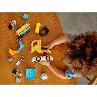 LEGO 10931 Bagger und Laster