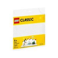 LEGO 11010 32x32 Weiße Grundplatte