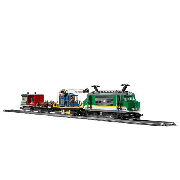 LEGO 60198 Güterzug