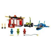 LEGO 71703 Kräftemessen mit dem Donner-Jet