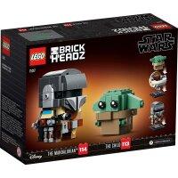 LEGO 75317 Der Mandalorianer™ und das Kind