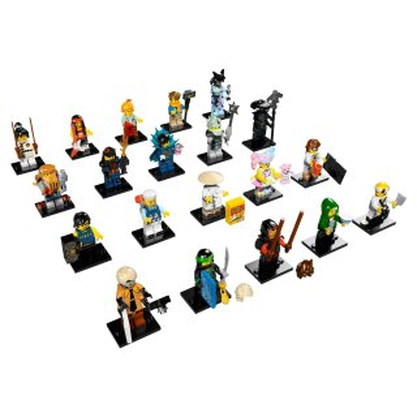 LEGO 71019 LEGO® Ninjago Movie Minifiguren Serie
