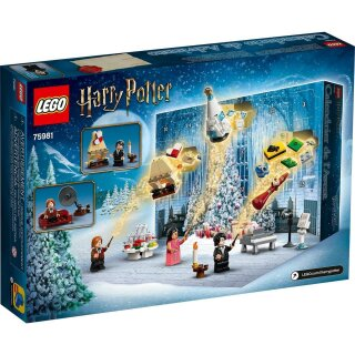 LEGO 75981 Harry Potter Adventskalender 2020