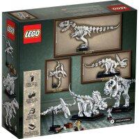LEGO 21320 Dinosaurier-Fossilien