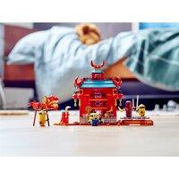 LEGO 75550 Minions Kung Fu Tempel