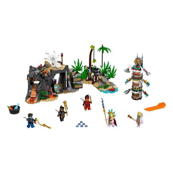 LEGO 71747 Das Dorf der Wächter