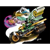 LEGO 71745 Lloyds Dschungel-Bike