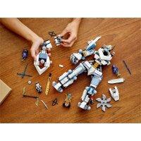 LEGO 71738 Zanes Titan-Mech