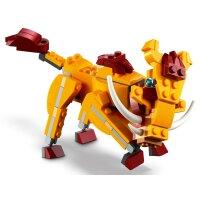 LEGO 31112 Wilder Löwe