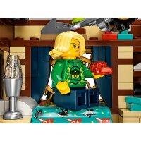 LEGO 71741 Die Gärten von Ninjago City