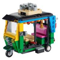 LEGO 40469 Tuk-Tuk
