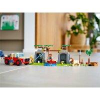 LEGO 60301 Tierrettungs-Geländewagen