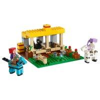 LEGO 21171 Der Pferdestall