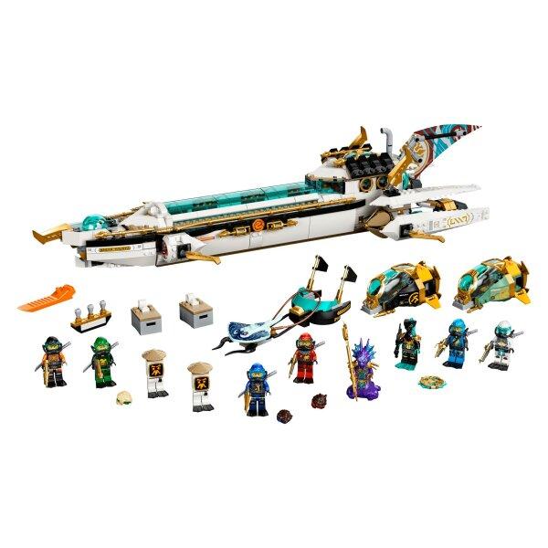 LEGO 71756 Wassersegler