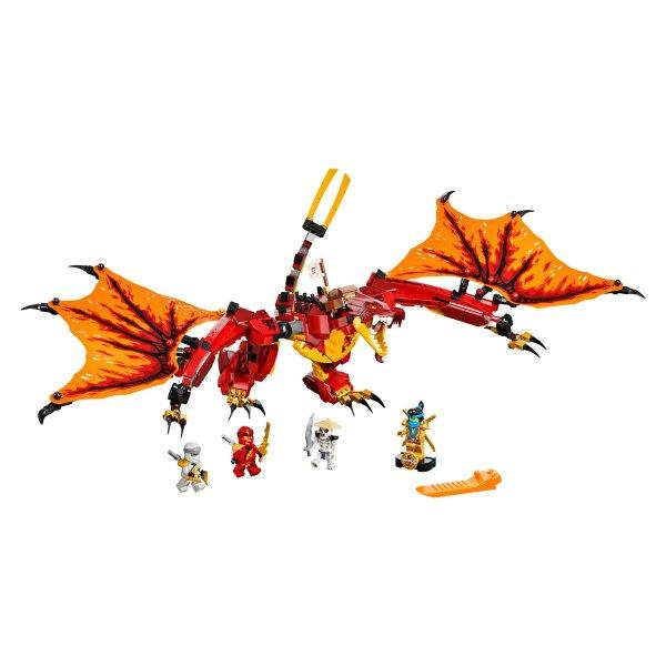 LEGO 71753 Kais Feuerdrache