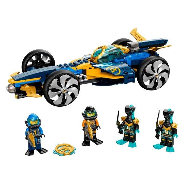 LEGO 71752 Ninja-Unterwasserspeeder