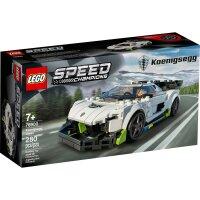 LEGO 76900 Koenigsegg Jesko