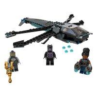 LEGO 76186 Black Panthers Libelle
