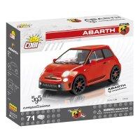COBI 24502 Abarth 595 Competizione