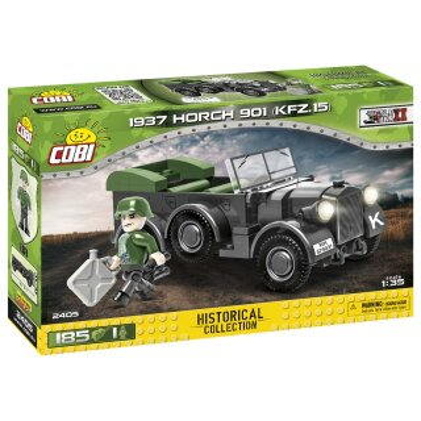 COBI 2405 1937 Horch 901 kfz.15