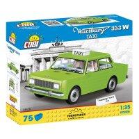 COBI 24528 Wartburg 353W Taxi